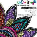 colorit cololrfulflowers - Sacred Symbols: Colouring Experiences for the Mystical and Magical
