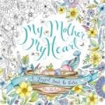 mymothermyheart - Animals Night & Day Colouring Book