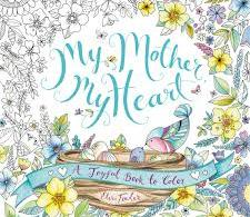 mymothermyheart - My Besties - Fluffys - Big Beautiful Fluffy Girls - Volume 1 - Coloring Book Review