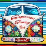 aircooled - Campervan Colouring - Freedom Collection Review