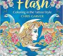 Flash Tattoos Coloring Book - Romeo & Juliet:  A Colouring Classic - Review