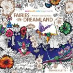 FairiesinDreamland 1 - Zen Colouring Collection - Adult Colouring Magazine Review
