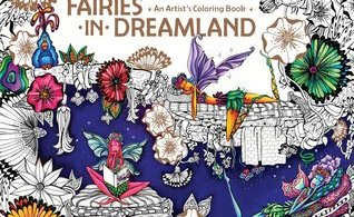 FairiesinDreamland 1 - Color Super Cute Animals Review - Jane Maday
