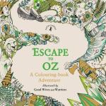 escape to oz - Notes from the Universe Coloring Book