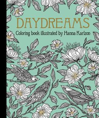 Daydreams coloringbook - Daydreams - Coloring Book Review & Giveaway