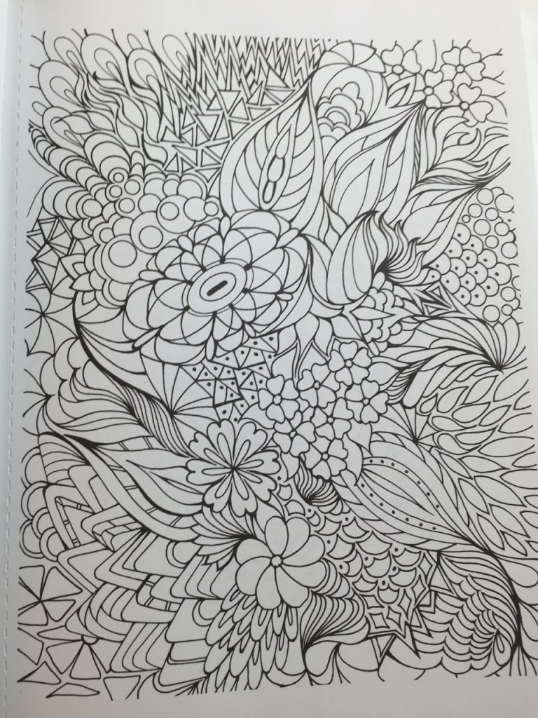 floral frenzy coloring book review coloring queen