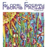 FloralsFrenzy - The Curious Coloring Book - Faery Forest Review