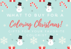 WHAT TO BUY FOR A - What to buy your favorite colorist this Christmas?