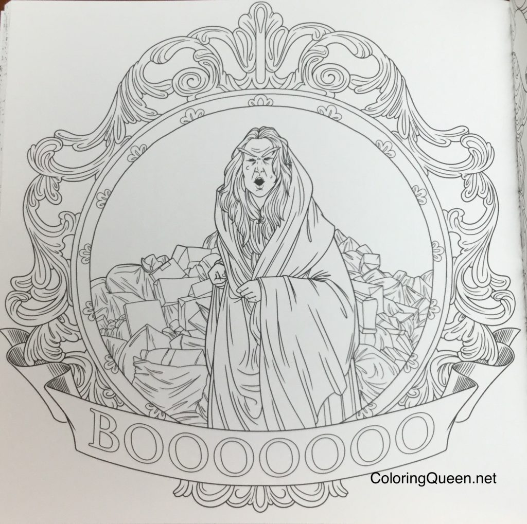 82 Disney Princess Coloring Book Deluxe