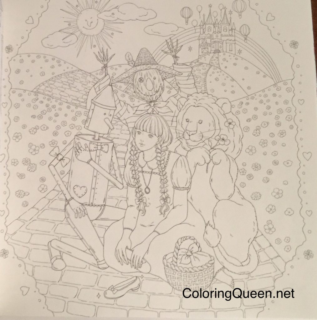 Colors make you happy coloring queen for What is a color that makes you happy