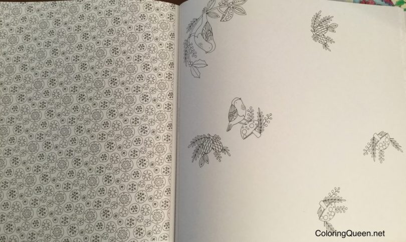 Christmascardsandenvelopes 0411 1024x611 - The Coloring Book of Cards & Envelopes - Christmas