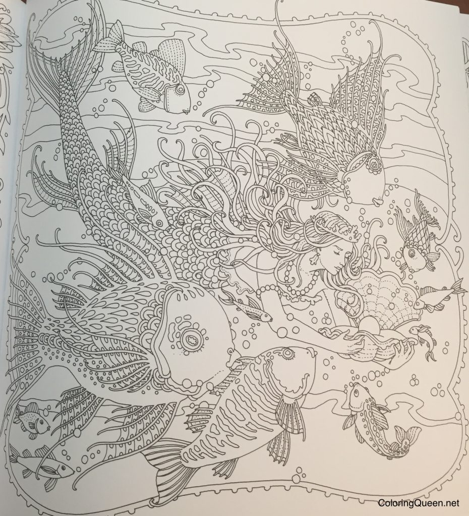 Zemlja Snova Dreamland Coloring Book Review