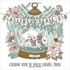 Fairy Tales Coloring Book Review (published in Sweden as Sagolikt)