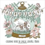 FairyTalesColoringbook - Forest Girl's  Coloring Book Review