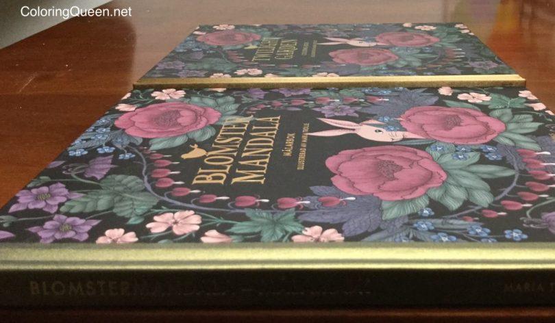 Twilight Garden Coloring Book Review 10 1024x597 - Twilight Garden Coloring Book (aka Blomster Mandala)