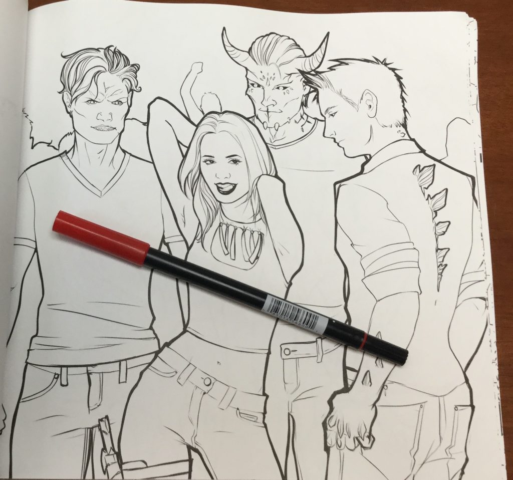 Coloring book html5 - Where To Buy Buffy The Vampire Slayer Coloring Book