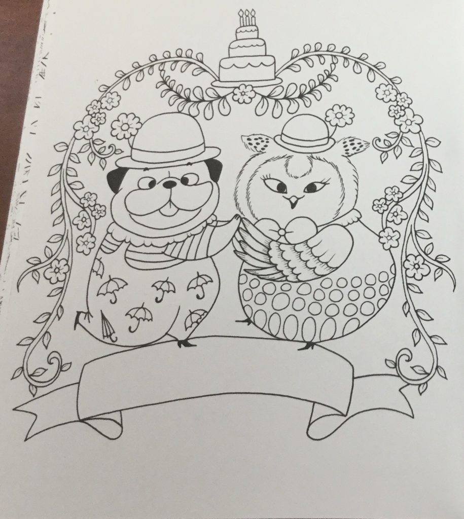 a million owls coloring book review coloring queen