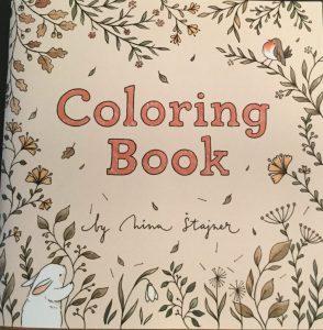 Nina Stajner Coloring Book  Review