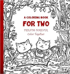 A Coloring Book for Two – Best Friends Forever