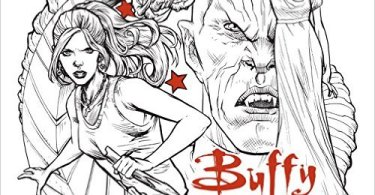 BuffytheVampireSlayer - Coloring Books New Releases  - March 2017