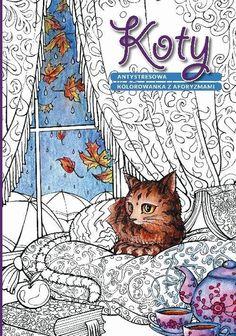 Koty Kolorowanka Antystresowa