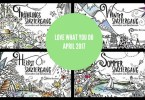 Coloring Contest Coloring Queen 800x600 - Love What You Do Monthly Giveaway - April 2017