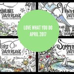 Coloring Contest Coloring Queen 800x600 - Love What You Do - Monthly Giveaway - May 2017