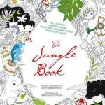 thejunglebook - Hidden in the Jungle - An Anti Stress Colouring Book