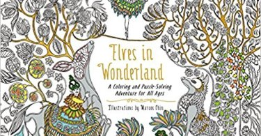 elvesinwonderland - Ivy and the Inky Butterfly: A Storybook to Color
