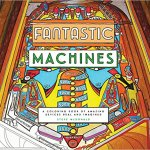 FantasticMachines2 - Fantastic Planet Coloring Book