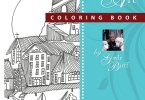 Scenic Lighthouses Gayle Barff Coloring Book - Scenic Lighthouses Coloring Book Review