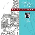 Scenic Lighthouses Gayle Barff Coloring Book - Steampunk Devices Coloring Book Review