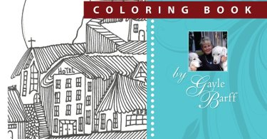 Scenic Lighthouses Gayle Barff Coloring Book - Alice in Wonderland Coloring Book Review