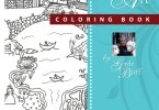 American Folk Art Coloring Book Gayle Barff1 - American Folk Art  Coloring Book Review