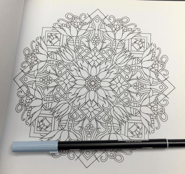 flower mandalas coloring book review  22 - Flower Mandalas Coloring Book Review