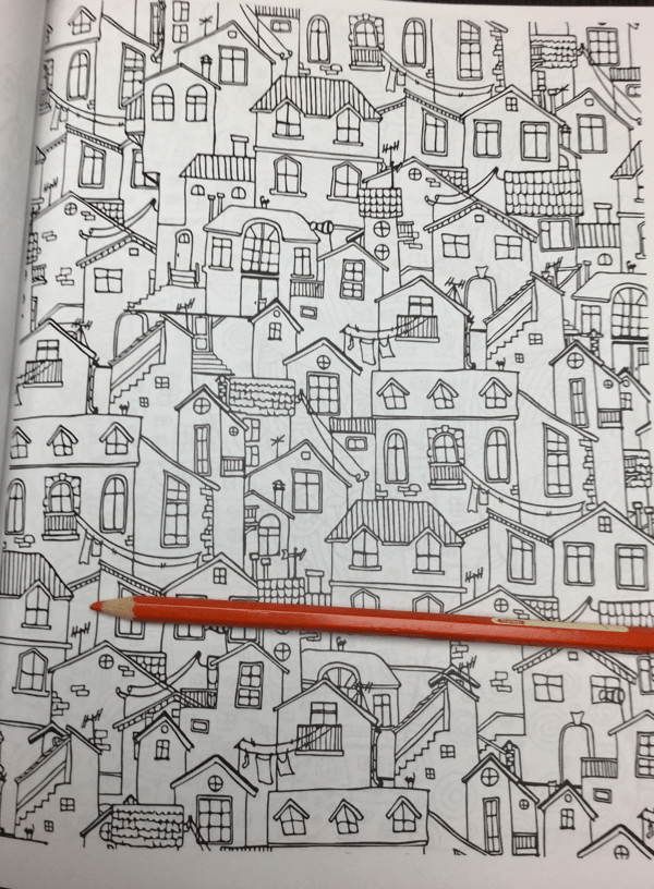 Tiny Towns Coloring Book Review 10 - Tiny Towns Coloring Book Review