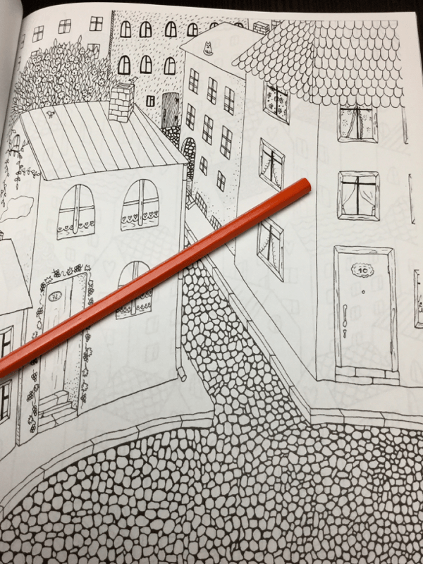 Tiny Towns Coloring Book Review 15 - Tiny Towns Coloring Book Review