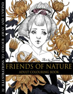 Friends of Nature Coloring Book Review