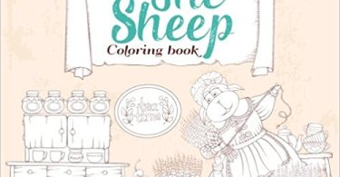 The Sheep Coloring Book Review