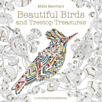 beautifulbirds - Millie Marotta - App - Coloring Adventures