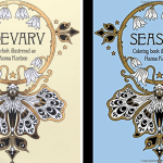 seasons coloring book comparison tidevarv - Pride and Prejudice Coloring Book Review