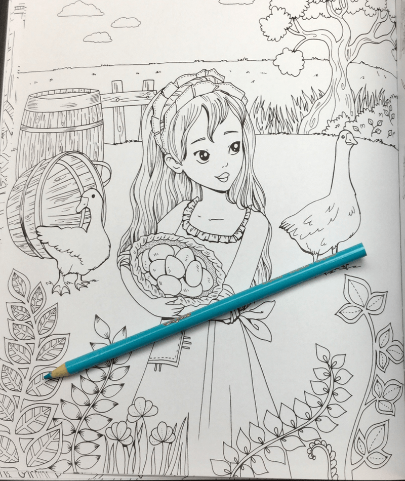 Cinderella amazing colouring book28 - Cinderella:  An Amazing Coloring Book Review