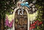 1 obalka - 13 Kamnata Coloring Book Review