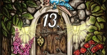 1 obalka - Tenderful Enchantments Coloring Book Review