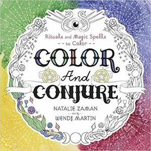 Color and Conjure Coloring Book Review