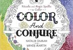 colorandconjure - Color and Conjure Coloring Book Review