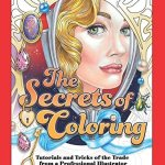 thesecretsofcoloring - Adult Coloring Book Treasury: 110 Illustrations From 55 Artists
