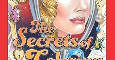 thesecretsofcoloring - The Secrets of Coloring - Coloring Book Review