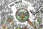 die welt under der lupe zu lande - Die Welt unter der Lupe zu Lande Coloring Book Review