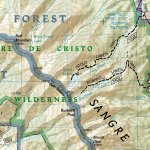 138 Sangre De Cristo Mountains Great Sand Dunes National Park And Preserve National Geographic Avenza Maps